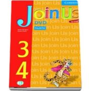 Join Us for English. Level 3 and level 4, DVD