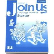 Join Us for English Starter. Language Portfolio