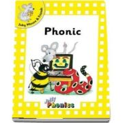 Jolly Phonics Readers, Inky & Friends, Level 2 : in Precursive Letters (British English edition)