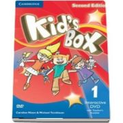 Kids Box Level 1 Interactive DVD (NTSC) with Teachers Booklet