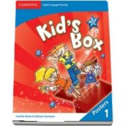 Kids Box Level 1 Posters (12)