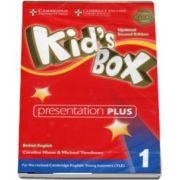 Kids Box Level 1 Presentation Plus DVD-ROM British English