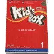 Kids Box Level 1 Teachers Book British English