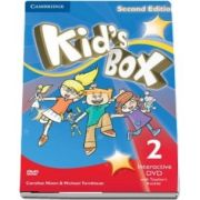 Kids Box Level 2 Interactive DVD (NTSC) with Teachers Booklet