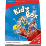 Kids Box Level 2 Posters (12)