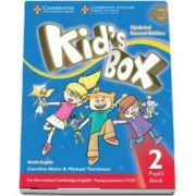 Kids Box Level 2 Pupils Book British English