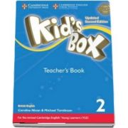 Kids Box Level 2 Teachers Book British English