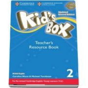 Kids Box Level 2 Teachers Resource Book with Online Audio British English
