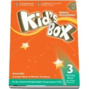 Kids Box Level 3 Activity Book with Online Resources British English