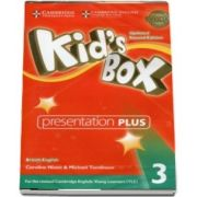Kids Box Level 3 Presentation Plus DVD-ROM British English