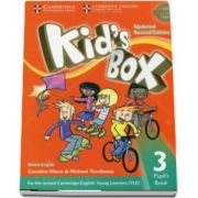 Kids Box Level 3 Pupils Book British English