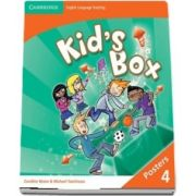 Kids Box Level 4 Posters (8)