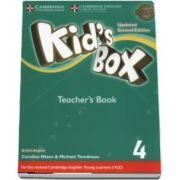 Kids Box Level 4 Teachers Book British English