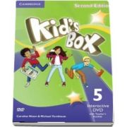 Kids Box Level 5 Interactive DVD (NTSC) with Teachers Booklet