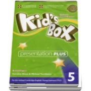 Kids Box Level 5 Presentation Plus DVD-ROM British English
