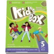 Kids Box Level 5 Pupils Book British English