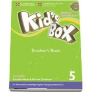 Kids Box Level 5 Teachers Book British English