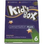 Kids Box Level 6 Presentation Plus DVD-ROM British English