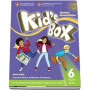 Kids Box Level 6 Pupils Book British English