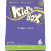 Kids Box Level 6 Teachers Book British English