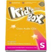Kids Box Starter Class Audio CDs (2) British English