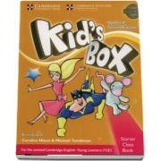 Kids Box Starter Class Book with CD-ROM British English