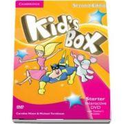 Kids Box Starter Interactive DVD (NTSC) with Teachers Booklet