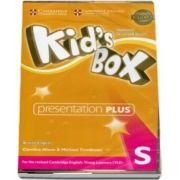 Kids Box Starter Presentation Plus DVD-ROM British English