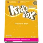 Kids Box Starter Teachers Book British English