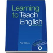 Learning To Teach English 2E : Includes DVD with lessons and commentaries
