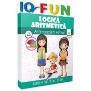 Logica aritmetica - IQ FUN - Varsta recomandata: 6 - 9 ani