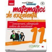 Matematica de excelenta. Pentru concursuri, olimpiade si centrele de excelenta. Clasa a XI-a. Volumul I, Algebra. Editia a II-a, revizuita