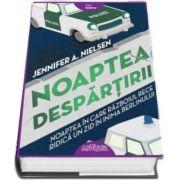 Jennifer A. Nielsen, Noaptea despartirii. Colectia Violet history