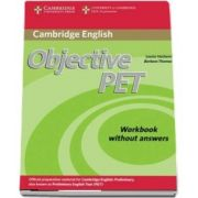Objective: Objective PET Workbook without answers