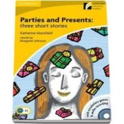 Parties and Presents with CD-ROM/Audio CD : Three Short Stories Level 2 Elementary/Lower-Intermediate