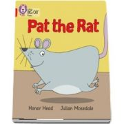 PAT THE RAT : Band 02a/Red a