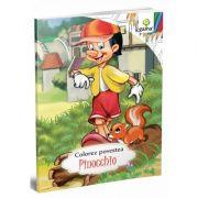 Pinocchio (Colorez povestea)