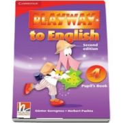 Playway to English Level 4 Pupils Book