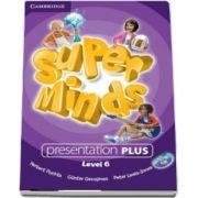 Super Minds Level 6 Presentation Plus DVD-ROM