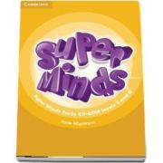 Super Minds Levels 5 and 6 Tests CD-ROM