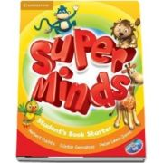 Super Minds Starter Students Book with DVD-ROM