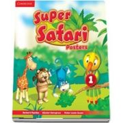 Super Safari Level 1 Posters (10)