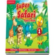 Super Safari Level 1 Pupils Book with DVD-ROM