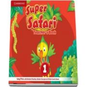 Super Safari Level 1 Teachers Book
