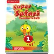 Super Safari Level 1 Teachers DVD