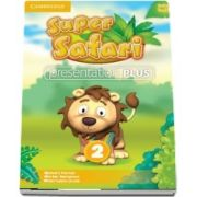 Super Safari Level 2 Presentation Plus DVD-ROM