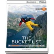 The Bucket List Upper Intermediate Book with Online Access
