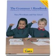 The Grammar 1 Handbook: In Precursive Letters (British English edition)