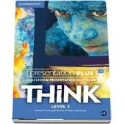 Think Level 1 Presentation Plus DVD-ROM