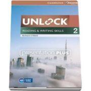 Unlock: Unlock Level 2 Reading and Writing Skills Presentation Plus DVD-ROM